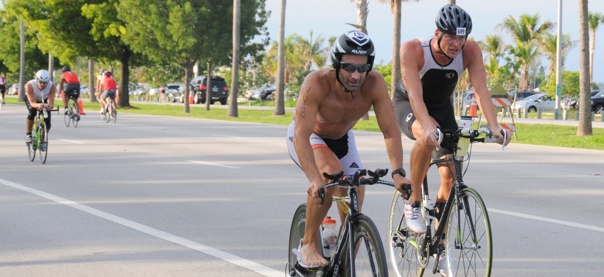 Fort Lauderdale Triathlon Bike