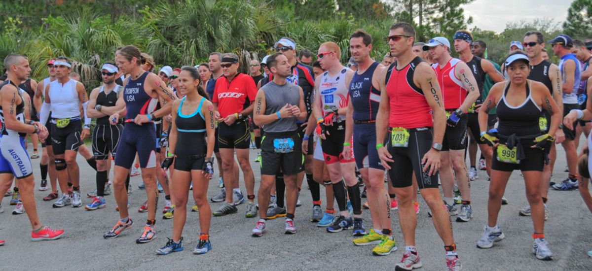 Fort Lauderdale Duathlon Start