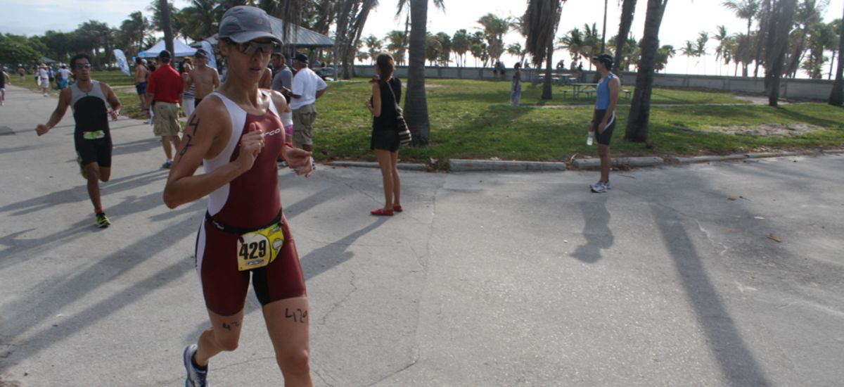 Fort Lauderdale Triathlon Run