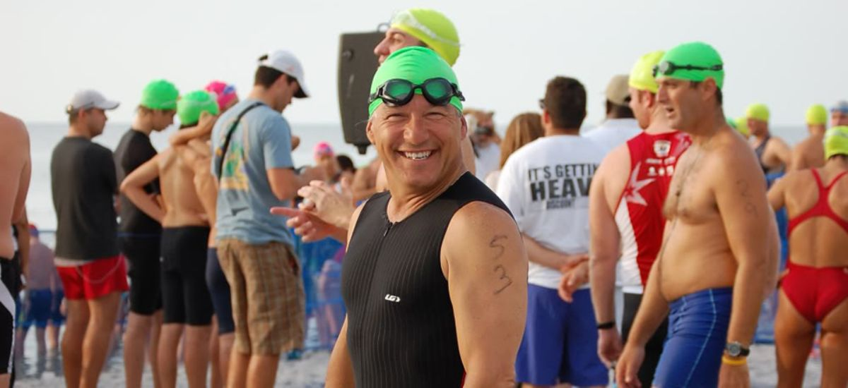 Fort Lauderdale Triathlon Swim